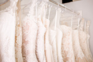 Different types of lace